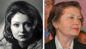 Как сейчас живет одна из красивейших актрис СССР Жанна Болотова
