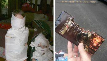 Дети — настоящее чудо! Подборка снимков от родителей