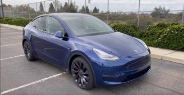 Tesla Model Y - это Tesla, которую все ждут