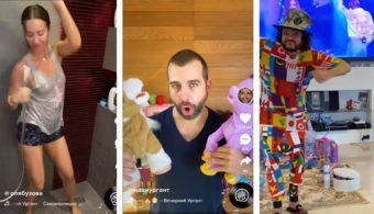 «Сиди дома, детка»: Александр Гудков создал клип с участием звёзд