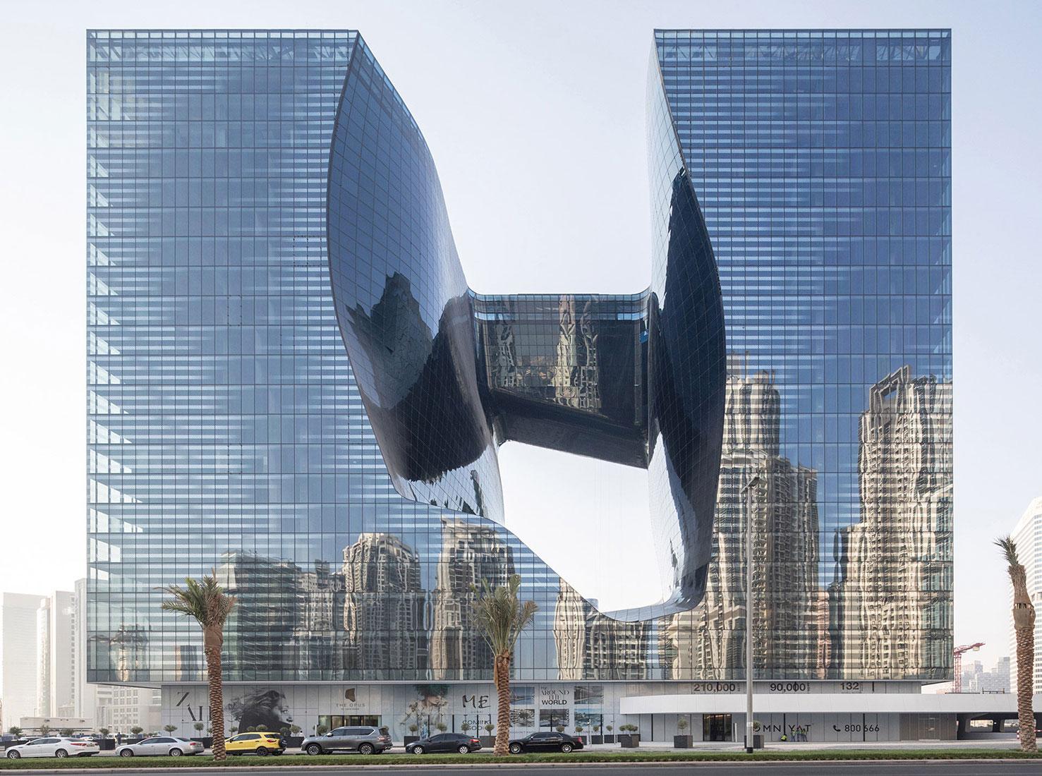 8 архитектурных объектов, поражающих воображение
