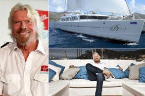 Частные самолеты и яхты знаменитостей, поражающие воображение