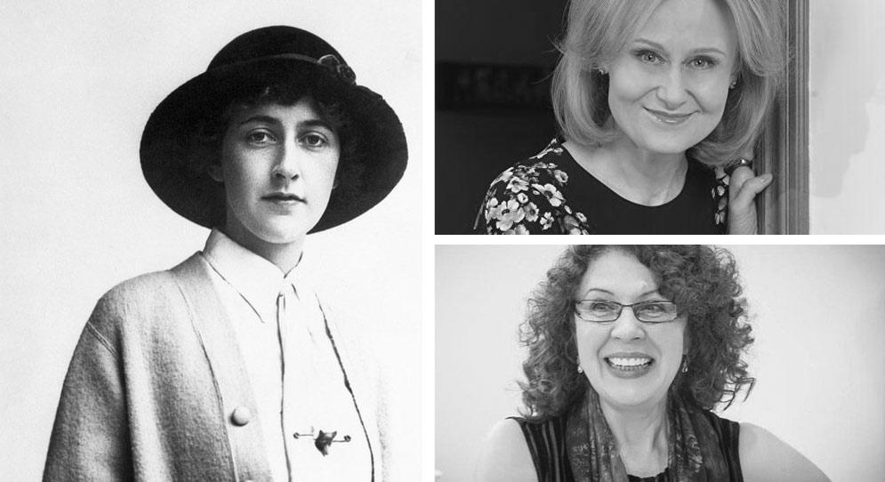 Женщины писатели детективов