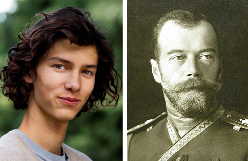 Принц Датский и Николай II