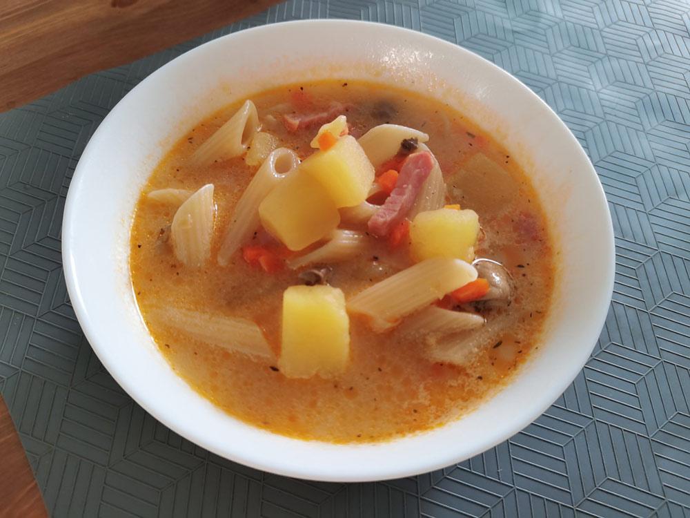 Жена будет просить его снова и снова. Рецепт супа.