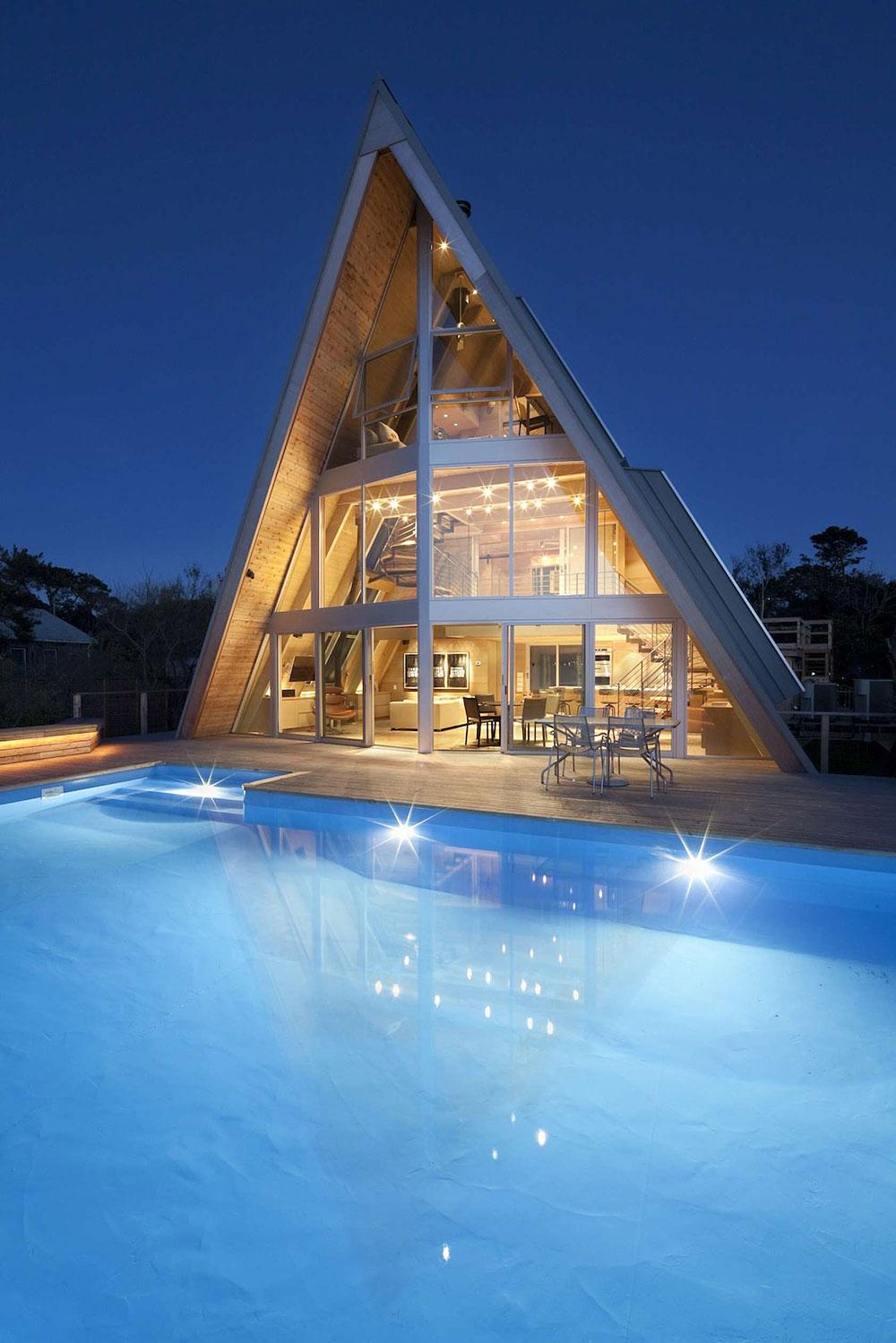 Редизайн стильного пляжного домика