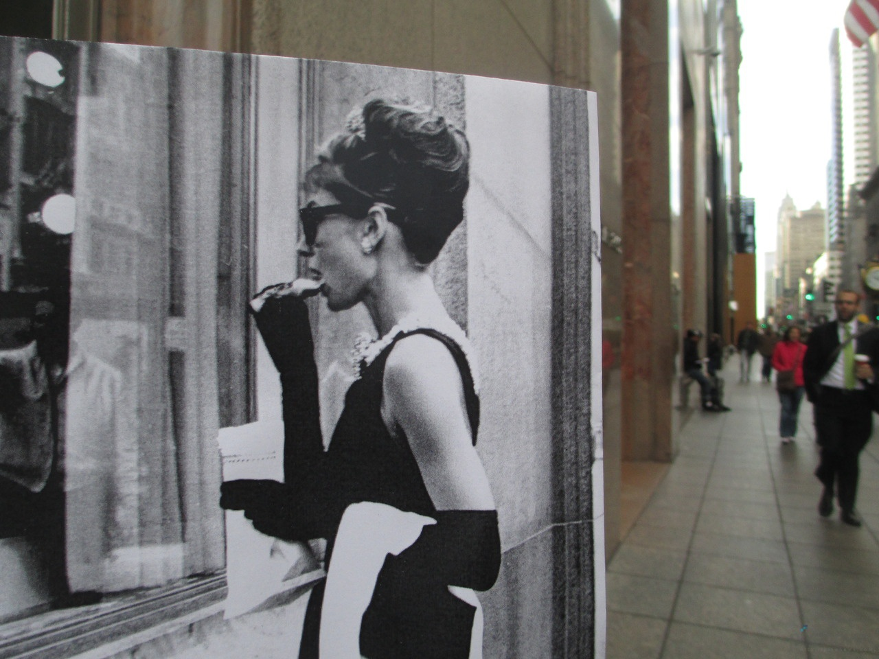 «Завтрак у Тиффани» (Breakfast at Tiffany's (1961)