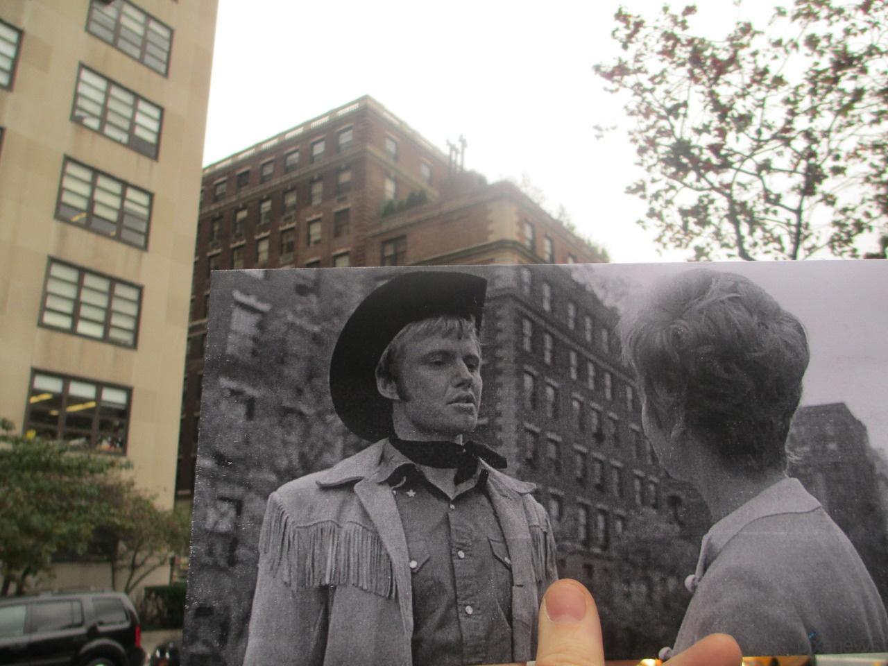 «Полуночный ковбой» Midnight Cowboy (1969)
