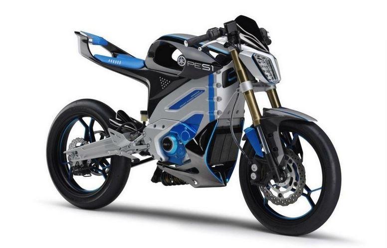 E-мотоциклы от Yamaha