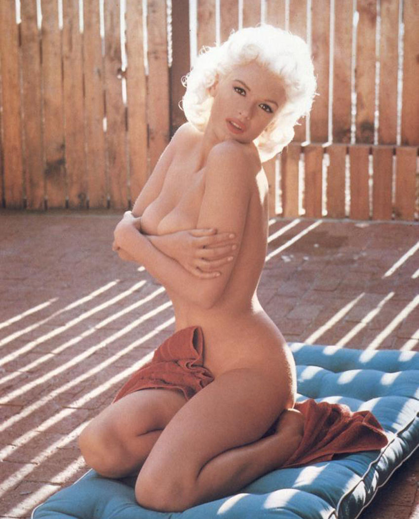 Jayne mansfield sexy — pic 1