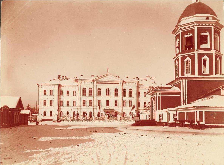 Храм Преображения Господня, Иркутск