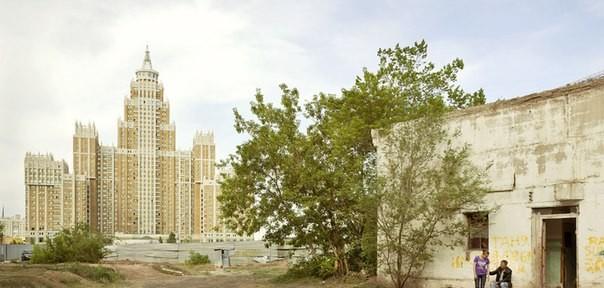 Постсоветская архитектура глазами немецкого фотографа