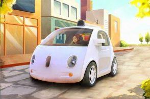 Google создает автомобиль: без руля, педалей газа и тормоза