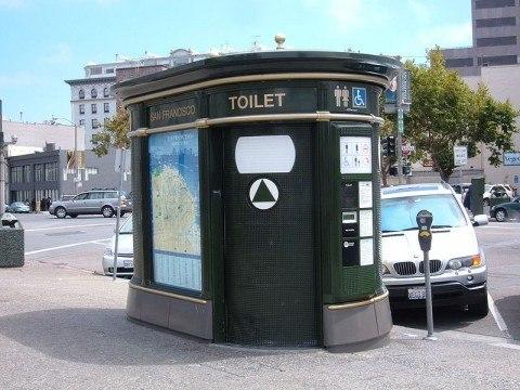 Туалеты в Европе