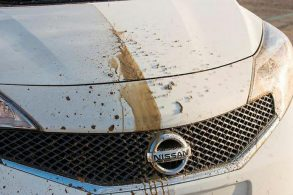 Самоочищающийся автомобиль