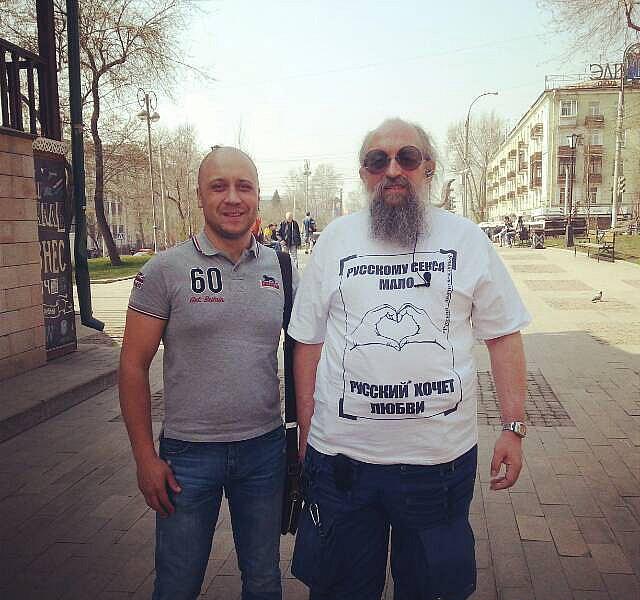 Ответный ход Онотоле на украинскую акцию «Не дай русскому»