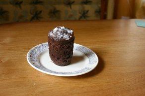 Кекс за 5 минут в микроволновке