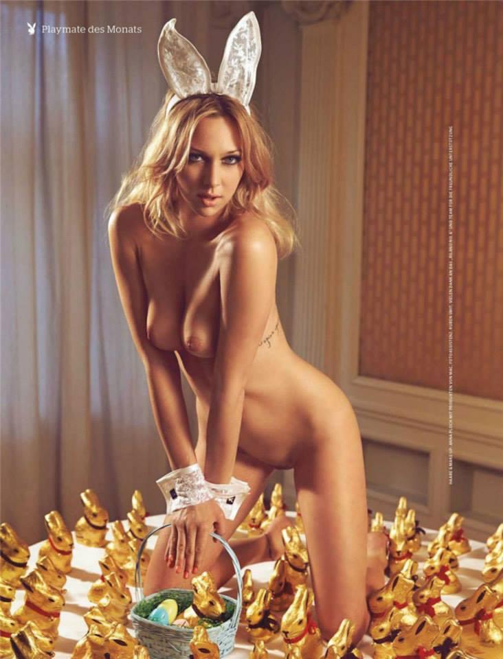 Джессика Цакон – девушка месяца немецкого Playboy