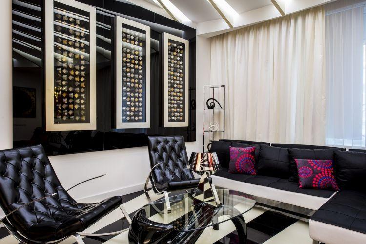 Новый ремонт в квартире Бари Алибасова