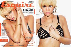 Rihanna для Esquire