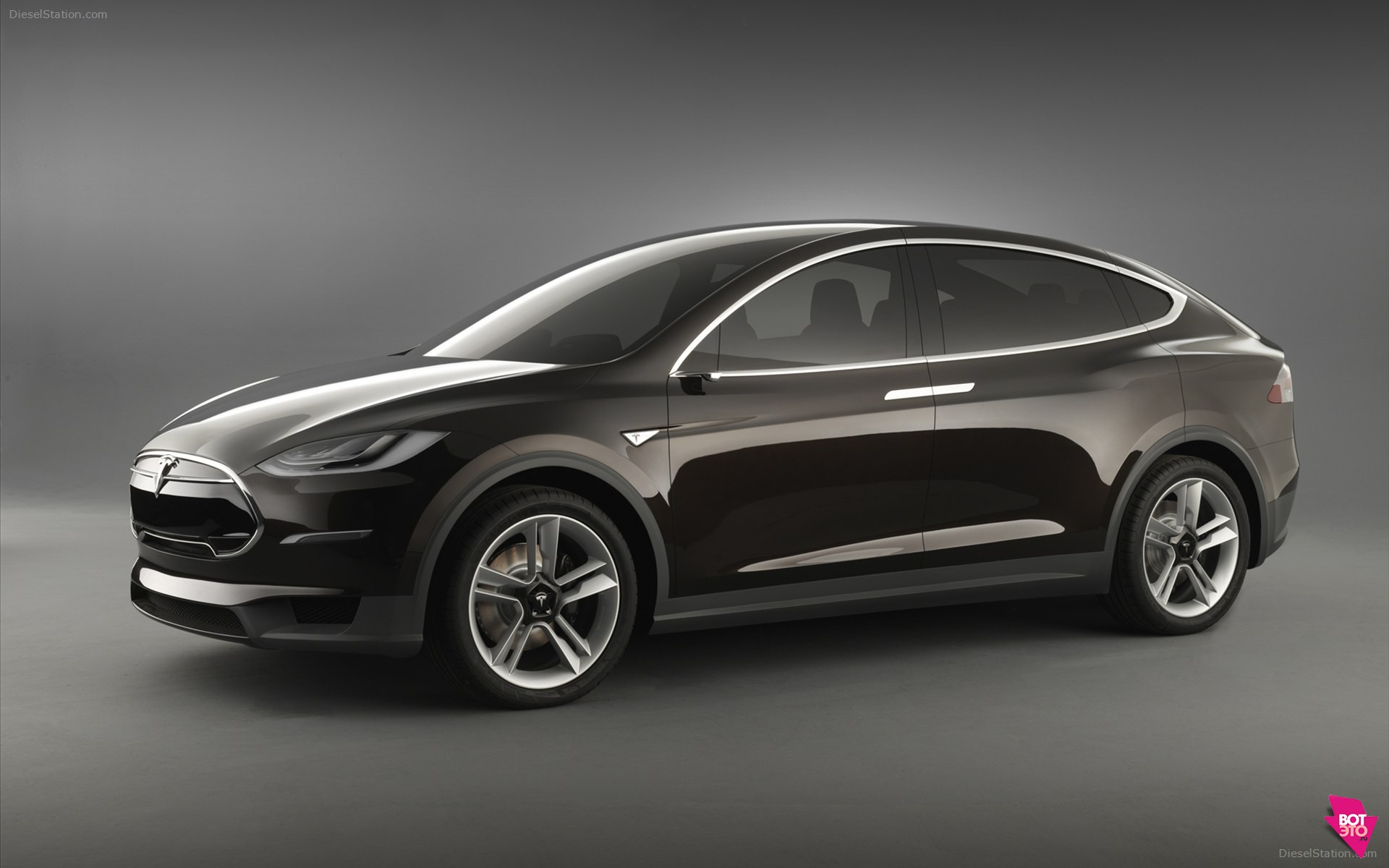 Tesla модель X (Кроссовер)