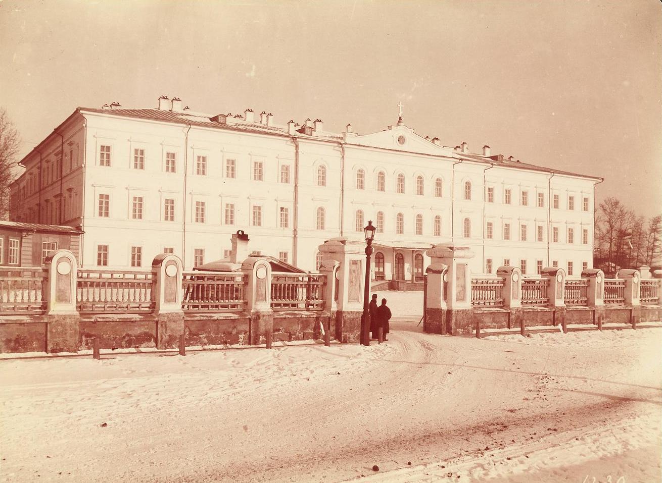 Городская больница в Иркутске