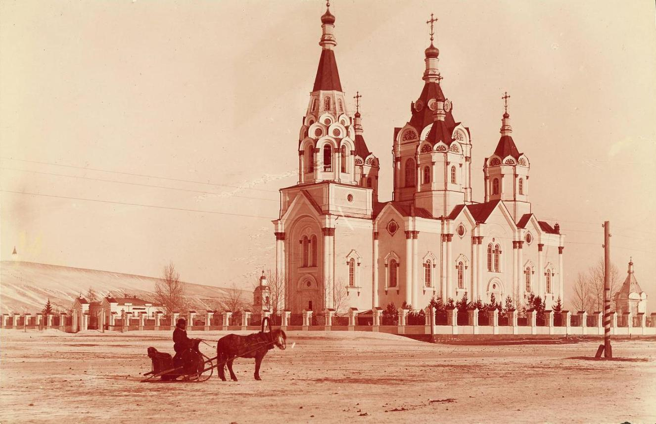 Церкви Красноярска.