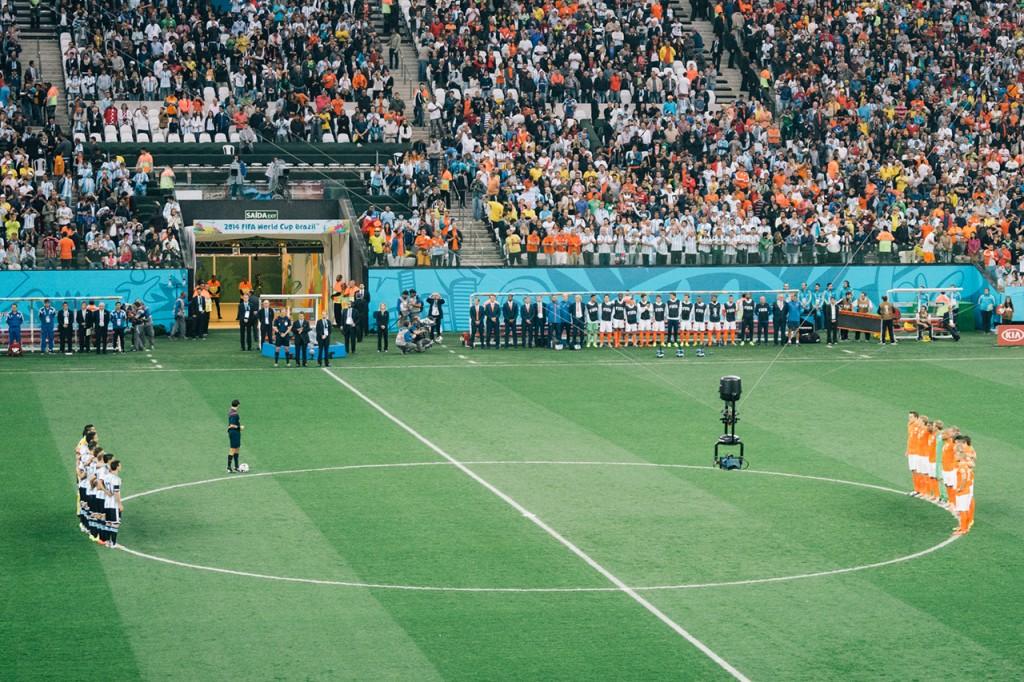 Сводка с чемпионата мира в фотографиях