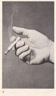 Что можно сказать о человеке по тому, как он держит сигарету