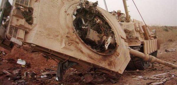 Т-90 ПРОТИВ АБРАМСА