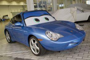 Закрытый музей Porsche в Штутгарте