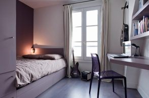 Квартира в Париже площадью 50 кв.м.