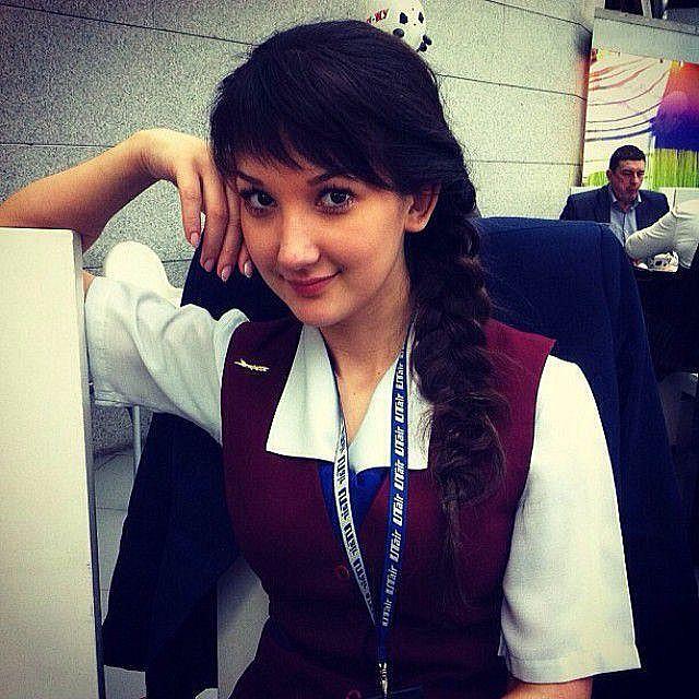 Красивые русские стюардессы