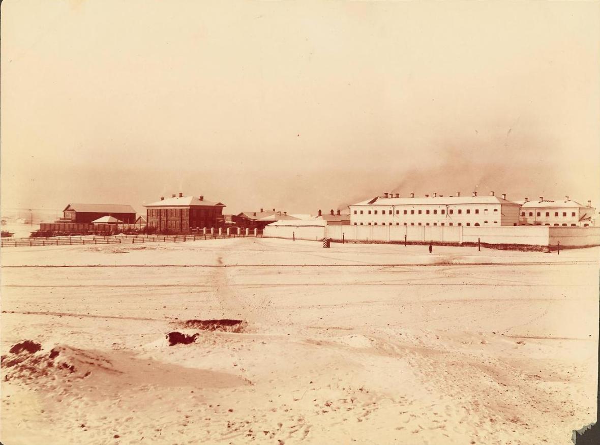 Тюрьма в Красноярске