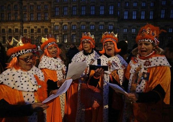 День рождения королевы Голландии — 30 апреля