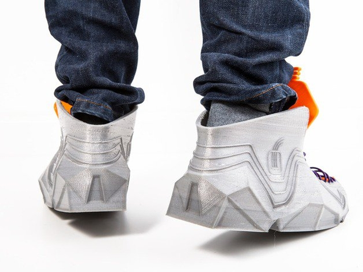 Кроссовки на 3D принтере