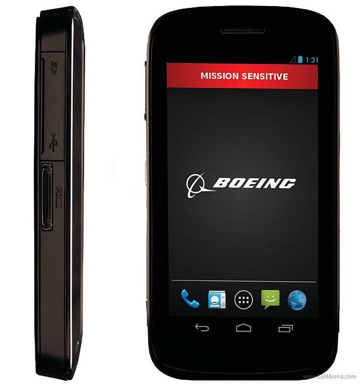 Шпионский «Чёрный» телефон от Boeing будет самоуничтожаться при попытке его вскрыть