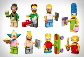 Lego Симпсоны