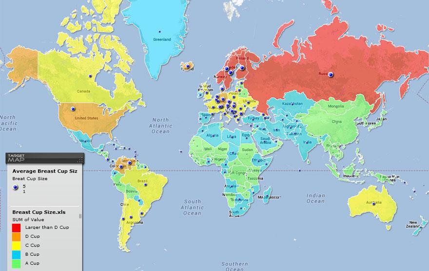 Карты, по которым не учатся в школе