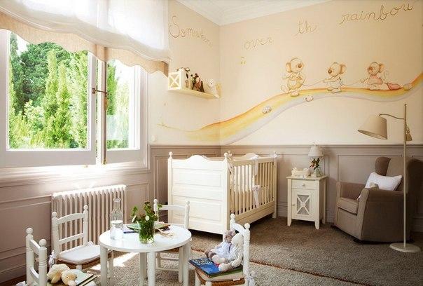 Дизайнерские идеи для детской комнаты