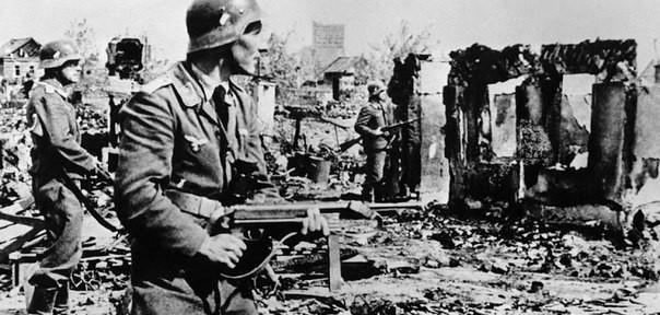 """Директивы фашистов: """"Русские должны быть уничтожены!"""""""