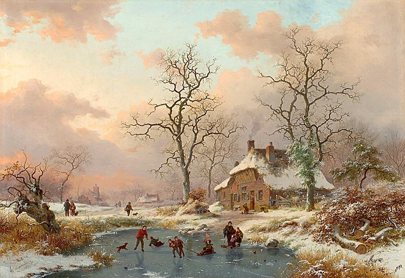 Холодное лето 1816 года