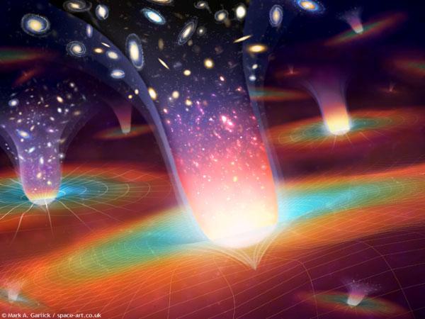 Бозон Хиггса предрекает конец вселенной