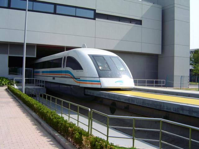 Японцы разогнали поезд до 500 км/ч