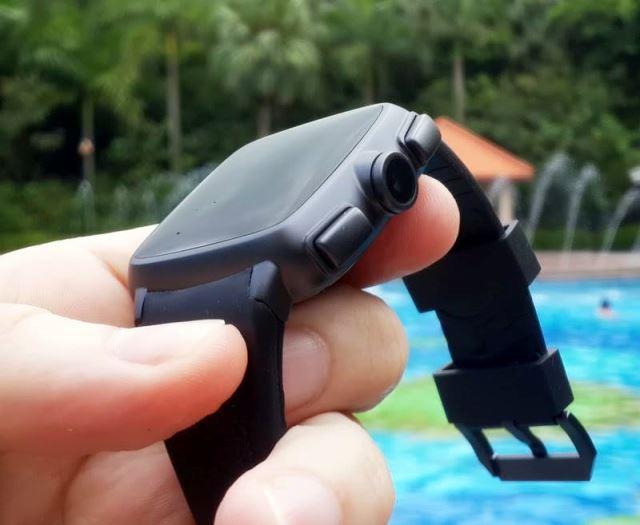Стэндалон-смарт-часы Omate TrueSmart