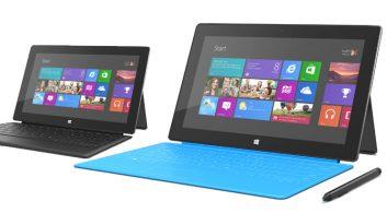 Новые планшеты от Microsoft