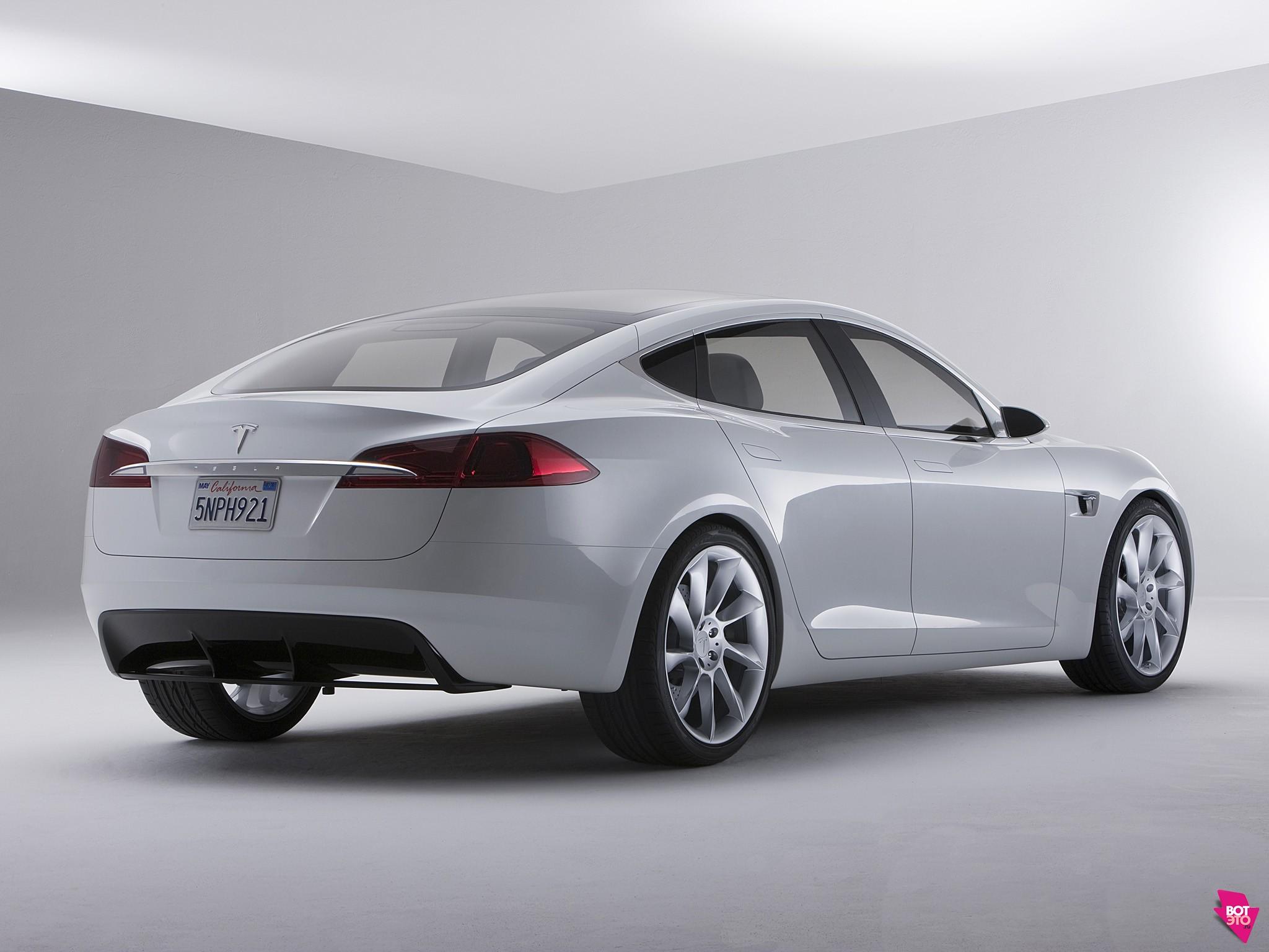 Tesla-S - будущее уже сейчас