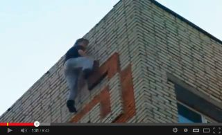 Нереальные и опасные трюки (видео)